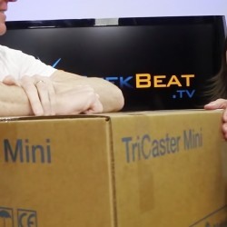 Unboxing the TriCaster Mini