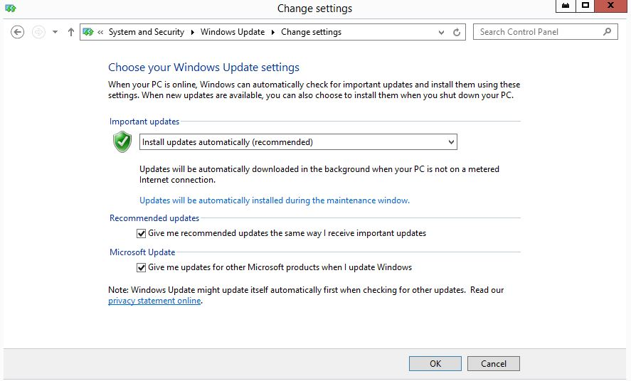 Windows Update 2