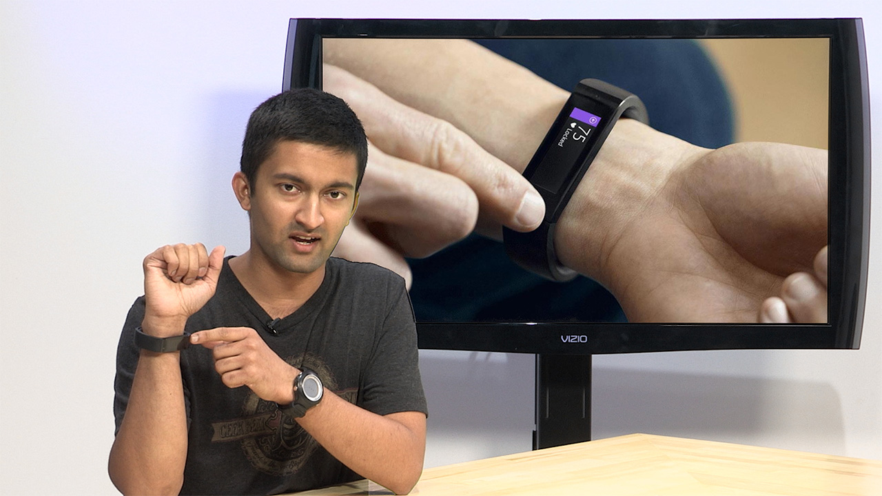 Microsoft Band Review on Geek Beat TV