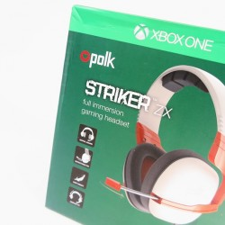 Review: #PolkAudio Striker ZX Xbox One Gaming Headset