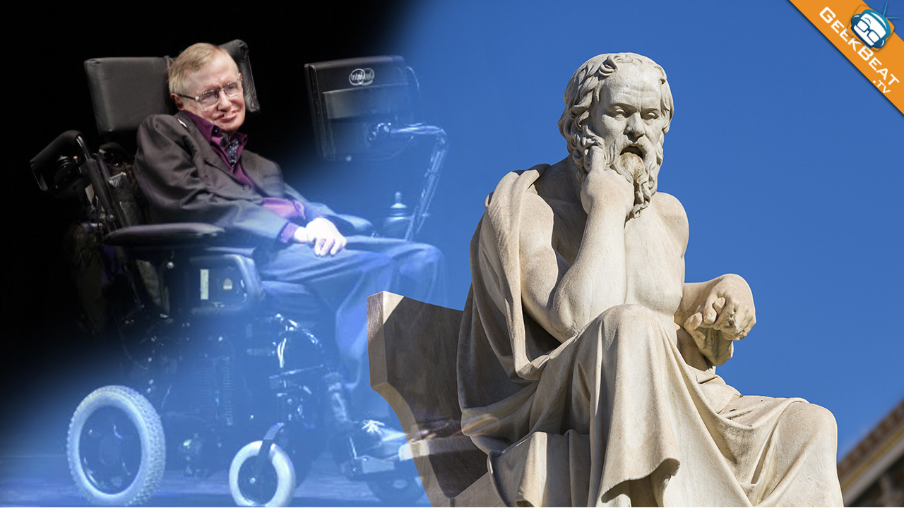 Science vs Philosophy on GeekBeat Episode 939
