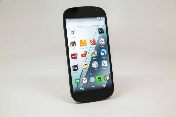 YotaPhone 2 Front Screen