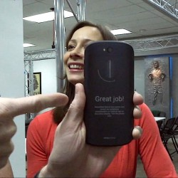 First Look: YotaPhone 2 Unboxing and Setup