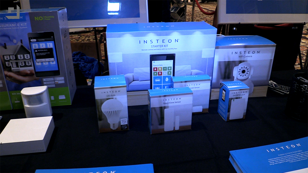 Insteon at CES 2015 on Geek Beat Episode 956
