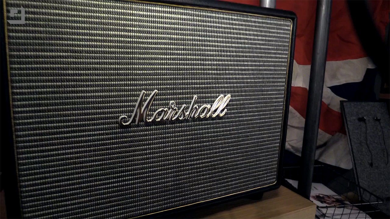 Marshall Speakers at CES 2015