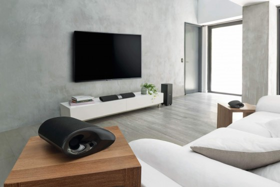 Philips Fidelio Surround System s