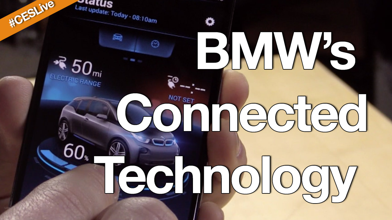 BMW at CES 2015