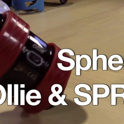 Sphero at CES 2015