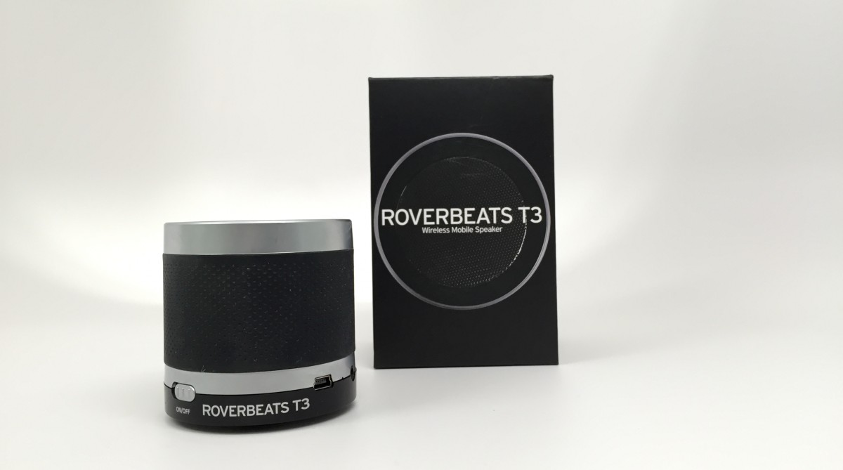 Roverbeats with box