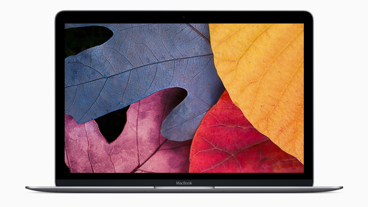 Apple's new 12-inch MacBook