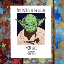 Geeky Mother's Day Cards