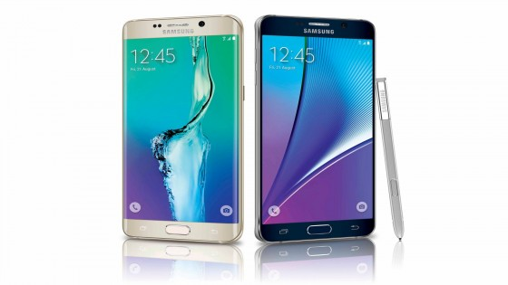 Note5 GALAXY S6 edge+