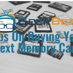 Tips on Buying Your Next Memory Cards