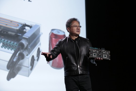 nVidia announces the DRIVE PX 2