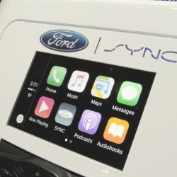 #CES2016 – Ford's Android Auto Implementation of Sync 3