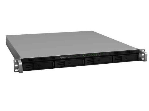 At 1U and ear mountable, the RS814 works well as a deep archive backup server.
