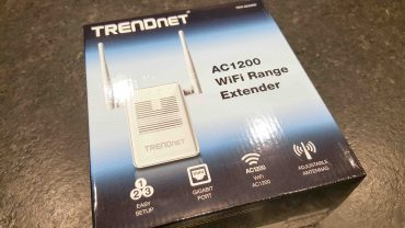 TRENDnet AC1200 WiFi Access Point